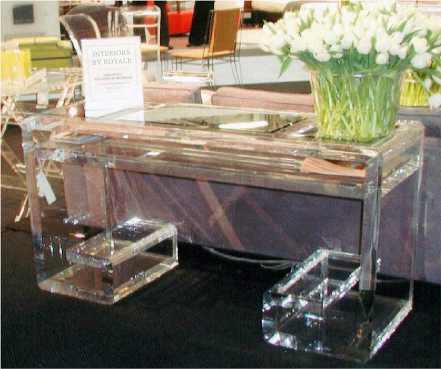 ANNA MAE WONG CONSOLE TABLE