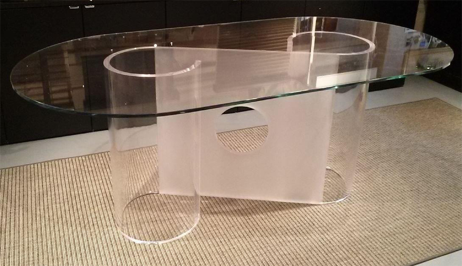 LEMANS DINING TABLE