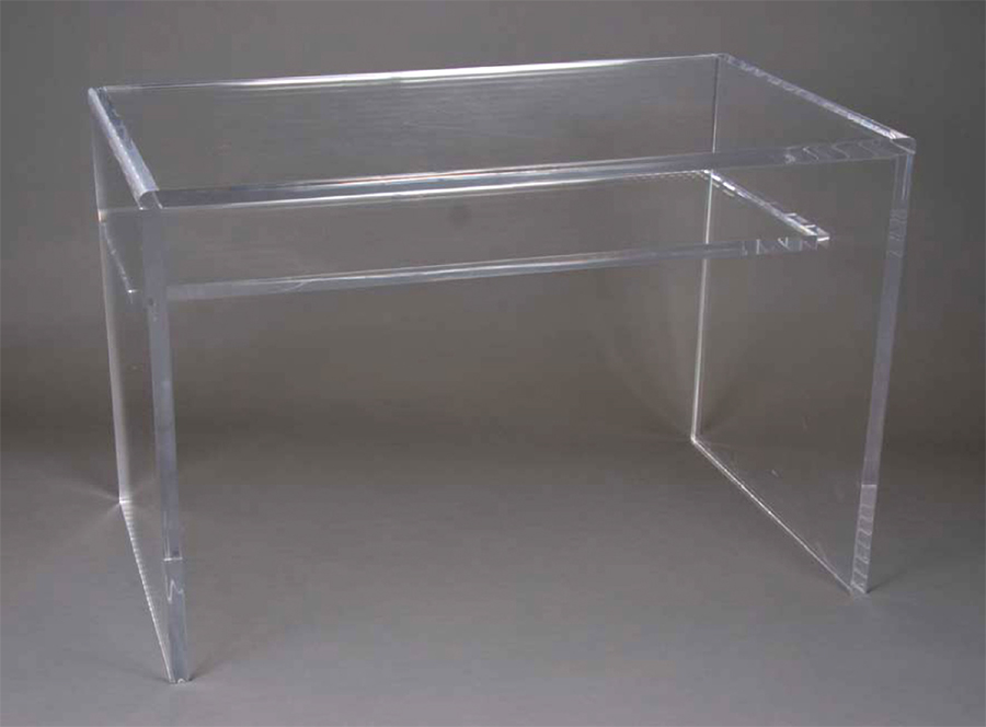 SIMPLE ACRYLIC DESK