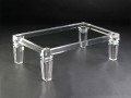 CLEAR CONSCIENCE COFFEE TABLE