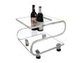 S-SHAPE BAR CART