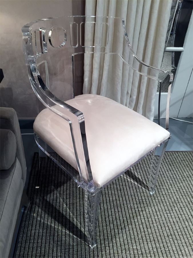LADY MENDL CHAIR WITH ARMS