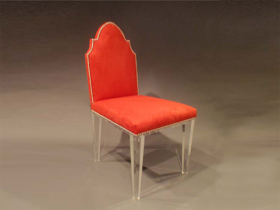 FAIRBANKS ARMLESS CHAIR