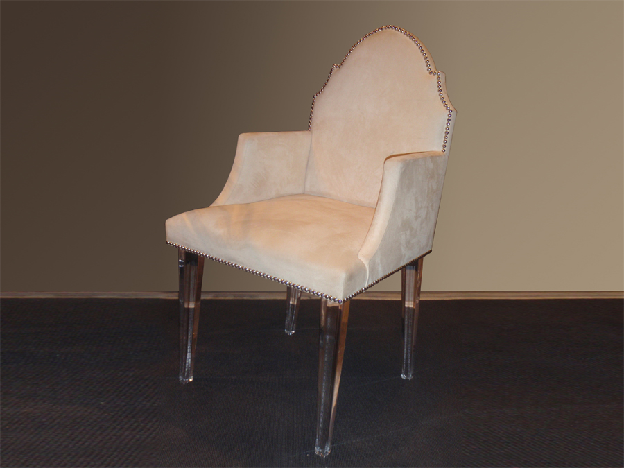 FAIRBANKS CHAIR WITH ARMS