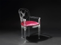 LOUIS DINING CHAIR WITH ARMS