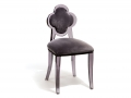 CLOVER BACK CHAIR (SMOKEY)