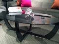 ARCO COFFEE TABLE (BLACK)