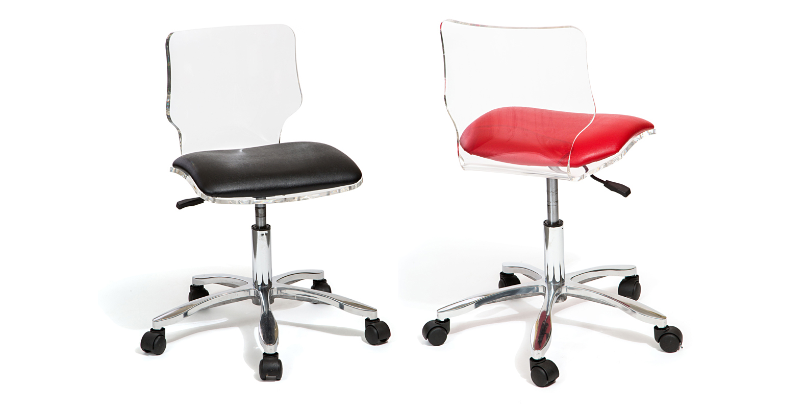 Acrylic Desk Chairs IBR